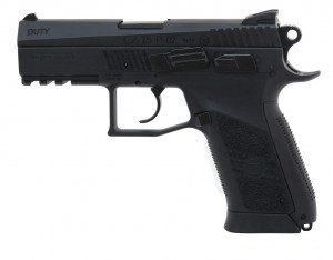 CZ 75 P-07 Duty Blow Back