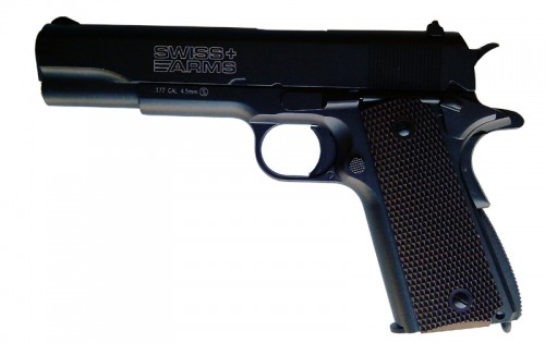 Colt SWISS ARMS P1911